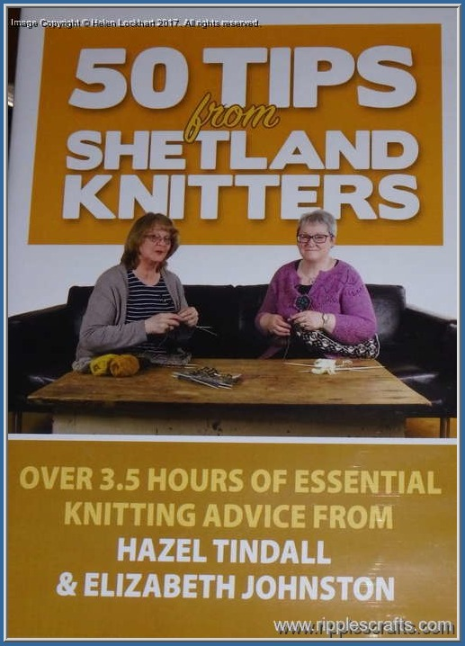 50 Tips from Shetland Knitters DVD - Click Image to Close