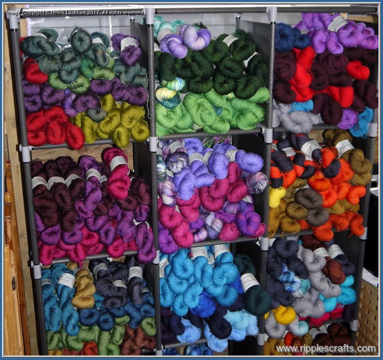 Totie Toe Yarn Club