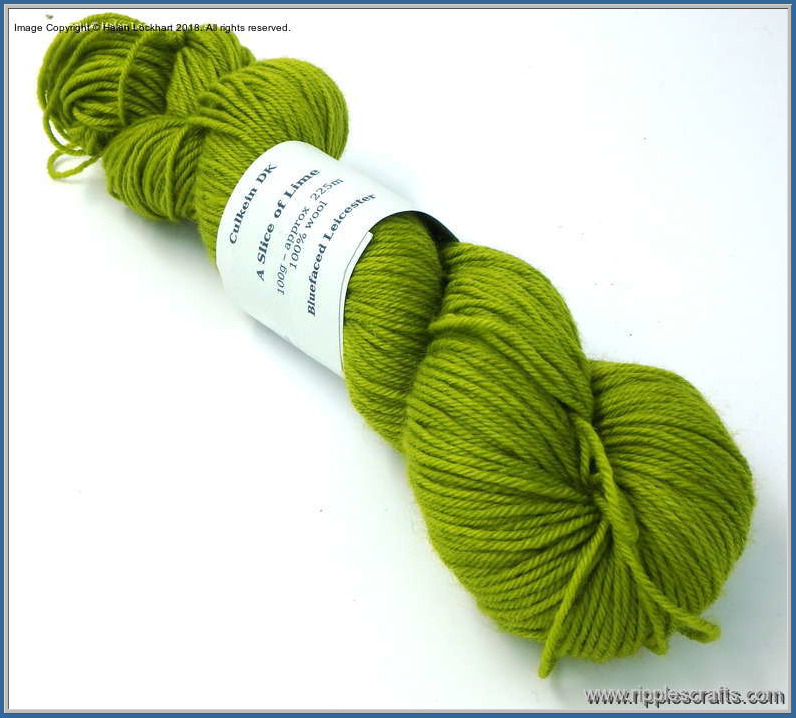 A Slice of Lime Culkein DK