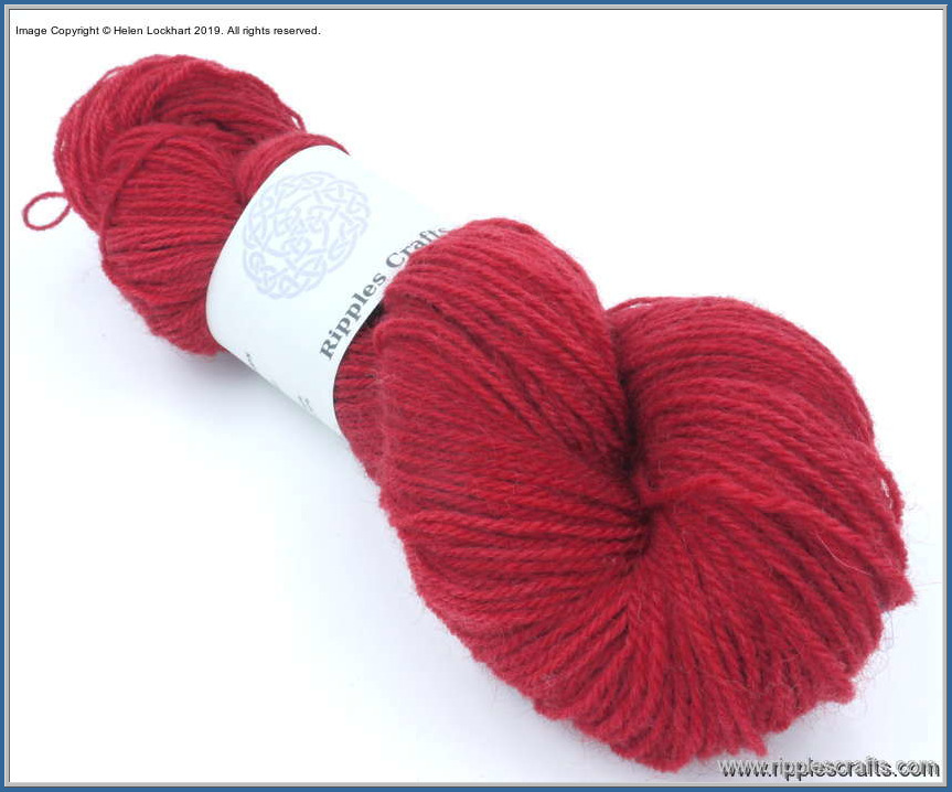Ripe Rowan Berries (O-4ply) - Click Image to Close