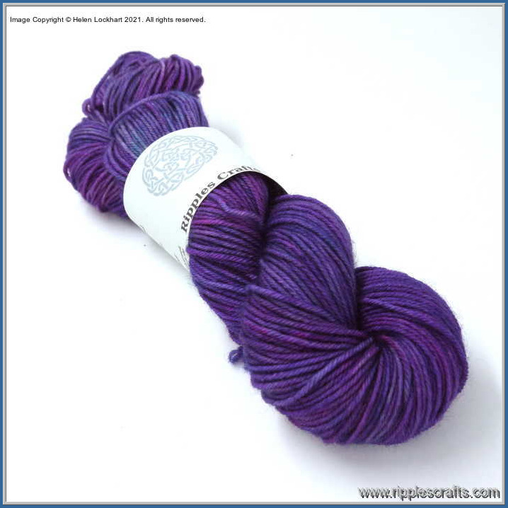 Mulberry Stained Fingers Culkein DK