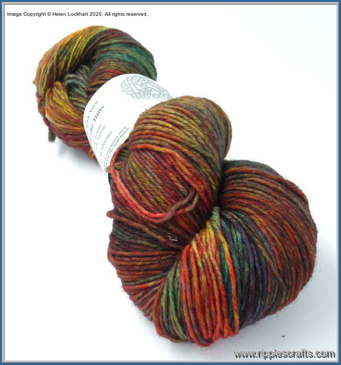 Doubly Reliable Sock Yarn