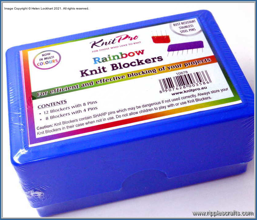 Knit Blockers - Rainbow