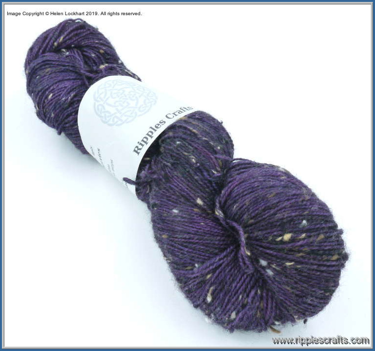 Crushed Blaeberries ND 4ply