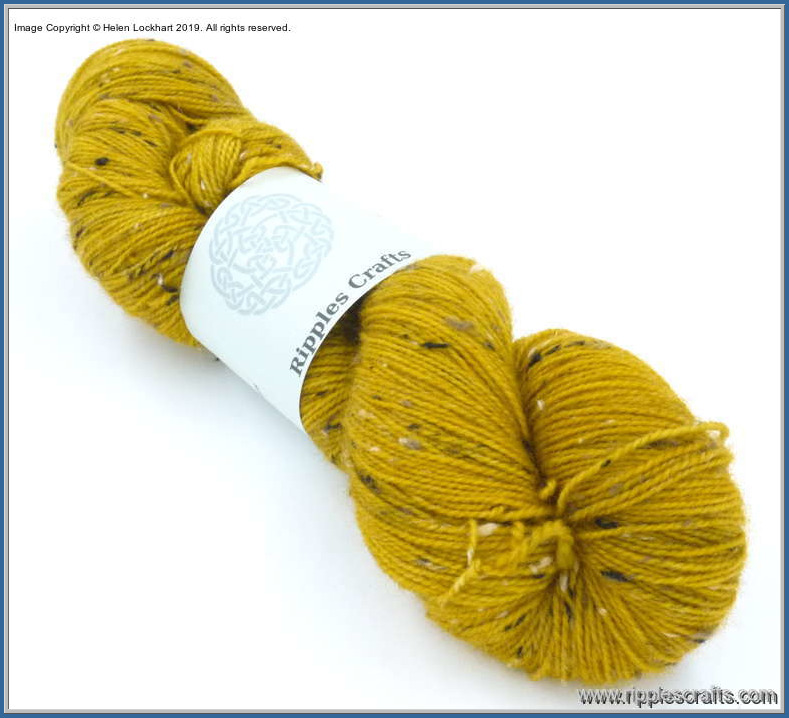 Assynt Gorse ND 4ply