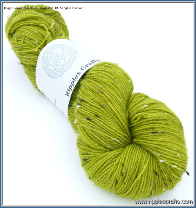 A Slice of Lime ND 4ply