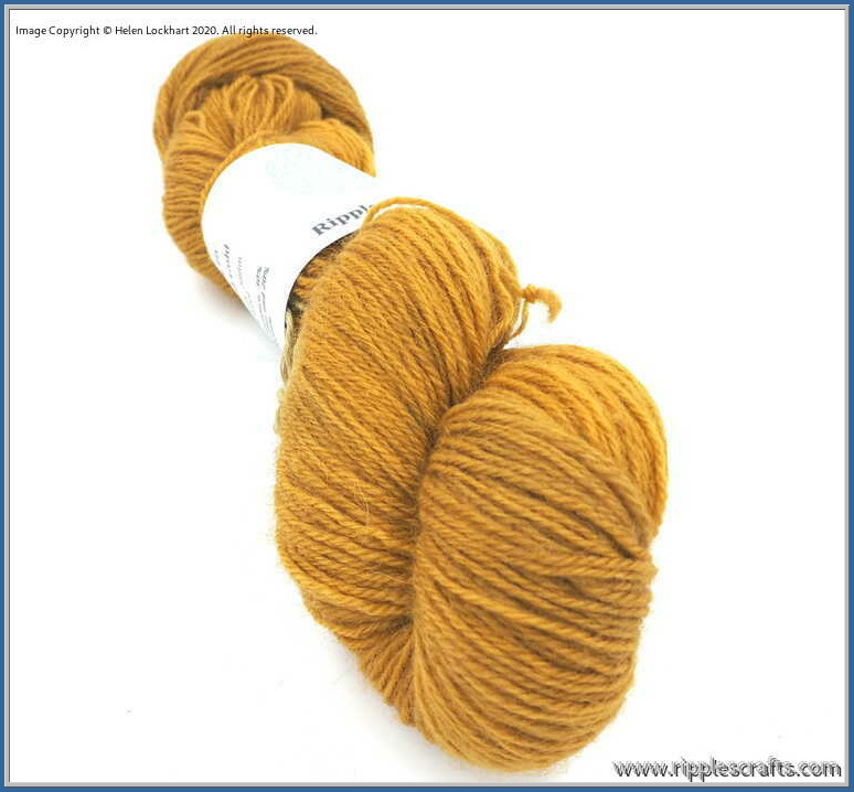 Burnished Gold (O-4ply)