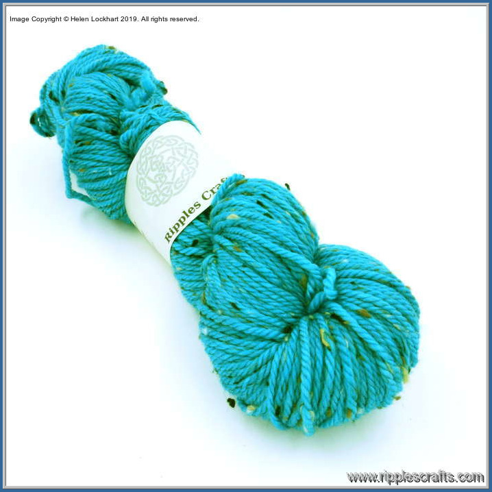 Turquoise Delight ND Aran